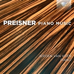 Preisner: Piano Music