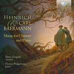 Baermann: Music for Clarinet and Piano