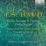 Bach: Violin Sonatas and Partitas, Cello Suites