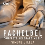 Pachelbel: Complete Keyboard Music, Vol. 1