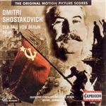 SHOSTAKOVICH, D.: Zoya Suite / The Fall of Berlin Suite (Berlin Deutsches Symphony, M. Jurowski)