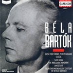 BARTOK, B.: The Miraculous Mandarin Suite / Dance Suite / Music for Strings, Percussion and Celesta (Stuttgart Radio Symphony, Marriner)