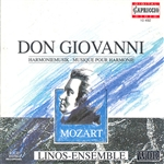 MOZART, W.A.: Don Giovanni (arr. for wind ensemble) (Linos Ensemble)
