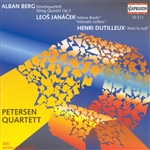 BERG, A.: String Quartet / JANACEK, L.: String Quartet No. 2,