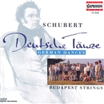SCHUBERT, F.: 5 German Dances / 5 Minuets and 6 Trios / 3 Kleine Stucke (Budapest Strings)