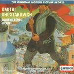 SHOSTAKOVICH, D.: Golden mountains / Maxim trilogy Suite (Katchur, Berlin Radio Choir, Berlin Radio Symphony, Jurowski)