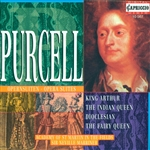 PURCELL, H.: Opera Suites (Academy of St. Martin in the Fields, Marriner)