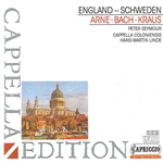 Orchestral Music (18th Century) - ARNE, T.A. / BACH, J.C. / KRAUS, J.M. (Cappella Coloniensis, Linde)