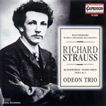 STRAUSS, R.: Piano Trios Nos. 1 and 2 (Odeon Trio)