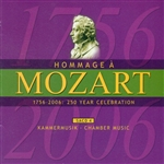 MOZART (A HOMAGE) - 250 YEAR CELEBRATION, Vol. 4 (Chamber Music)