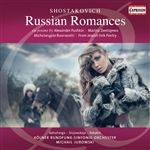 SHOSTAKOVICH, D.: From Jewish Folk Poetry / Suite on Words by Michelangelo / Romances, Opp. 21, 46 and 62 (Russian Romances) (Jurowski)