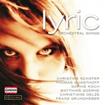 LYRIC ORCHESTRAL SONGS