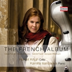 Chamber Music - FRANCK, C. / DEBUSSY, C. / FAURE, G. / OFFENBACH, J. (The French Album) (Krijgh, Isanbaeva)