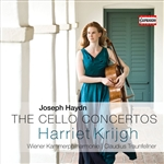 HAYDN, J.: Cello 5 Nos. 1 and 2 (Krijgh, Vienna Chamber Philharmonic, Traunfellner)