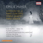 Mayer: Symphony No. 4, Piano Concerto, String Quartet & Piano Sonata
