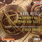 Weigl: Symphony No. 1 in E Major, Op. 5 & Pictures and Tales Suite