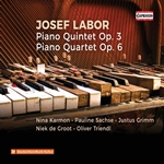 Labor: Piano Quintet in E Minor, Op. 3 & Piano Quartet in C Major, Op. 6