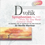 DVORAK, A.: Symphonies Nos. 7-9 (Academy of St. Martin in the Fields, Marriner)