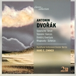 DVORAK, A.: Slavonic Dances / Festival March / The Water Goblin / Scherzo capriccioso / Rhapsody in A minor / Dimitrij (Fischer, Zimmer)