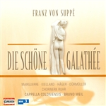 SUPPE, F. von: Beautiful Galatea (The) [Operetta]
