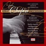 CHOPIN, F.: Piano Music (The Great Chopin Performances)