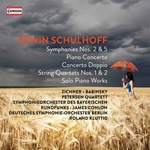 Schulhoff: Symphonies Nos. 2 and 5 & Piano Concerto