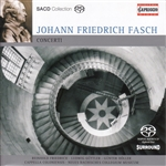 FASCH, J.F.: Concerto a 2 / Concerto for Trumpet and 2 Oboes / Concerto for Flute and Oboe / Concerto for 2 Horns