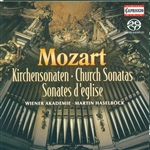 MOZART, W.A.: Church Sonatas (Complete) (Haselbock)