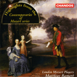Contemporaries Of Mozart Sampler