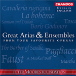 Great Arias and Ensembles from Your Favourite Operas, Vol. 1