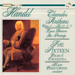 Handel: Chandos Anthems, Vol. 4