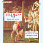 Telemann: Domestic Music