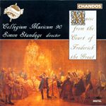 CM90 / Standage - Music from the Court of Frederick the Great