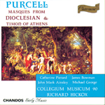 Purcell: Dioclesian - Masque/ Timon of Athens - Masque
