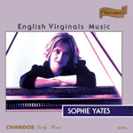 Sophie Yates - English Virginals