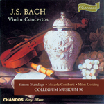 Bach: Concertos for Violin & Strings