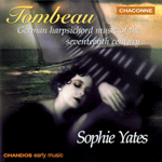 Sophie Yates - German Harpsichord Music of the Seventeenth Century