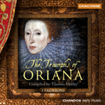 I Fagiolini / Hollingworth - The Triumphs of Oriana