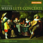 Weiss: Lute Concerti