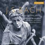 Bach: Early Cantatas, Volume 1