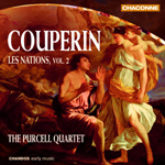 Couperin: Les Nations, Volume 2
