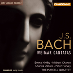 Bach: Early Cantatas Volume 2 - Weimar Cantatas
