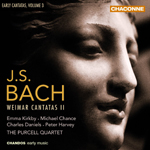 Bach: Early Cantatas, Volume 3