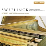 Sweelinck: Keyboard Works, Volume 2