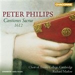 Philips: Cantiones Sacrae