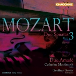 Mozart: Duo Sonatas, Volume 3