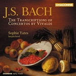 Bach: Transcriptions of Concertos by Vivaldi