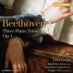 Beethoven - Three Piano Trios, Op.1