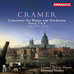 Cramer: Concertos for Piano and Orchestra, Nos 2, 7 & 8