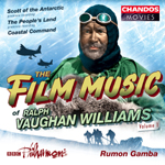Vaughan Williams: The Film Music Of Ralph Vaughan Williams, Volume 1